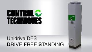 Control Techniques - Unidrive DFS Series