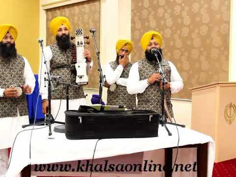 Dhadi jatha Jarnail Singh Bains~ Jung Bhangani part 1 (98552-27142)