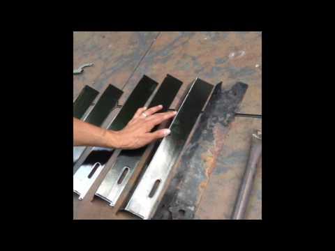 DIY Restoration of a 5 Burner Brinkmann BBQ Grill