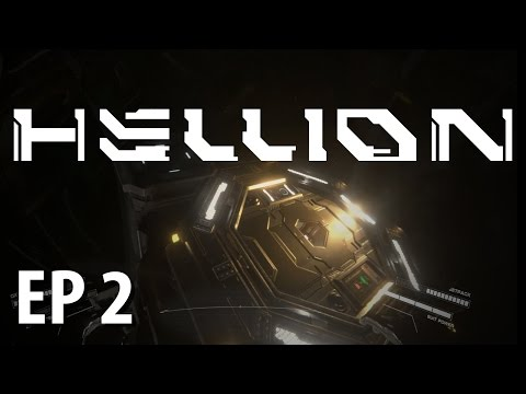 HELLION | Ep 2 | Examining the Ship | Let's Play Hellion!