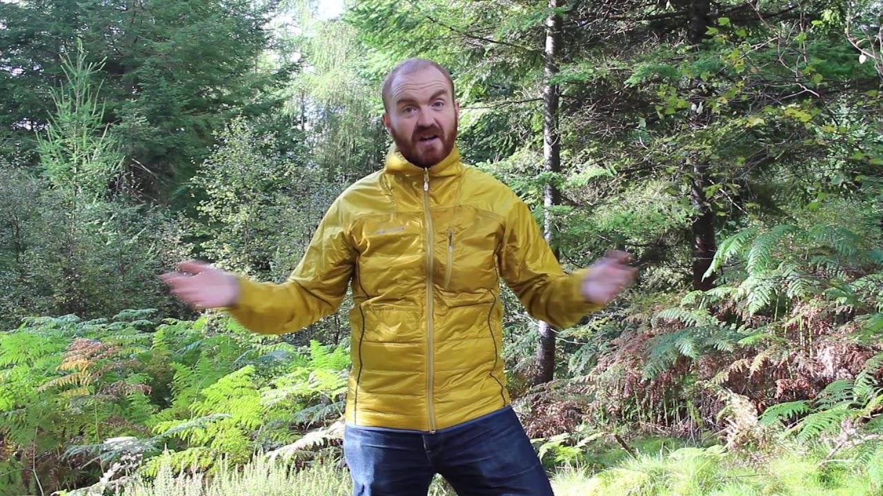 Gear Pest Review Mammut Runbold Light In Jacket Youtube