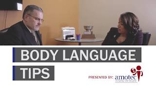 Amotec Body Language Blunders Part 2