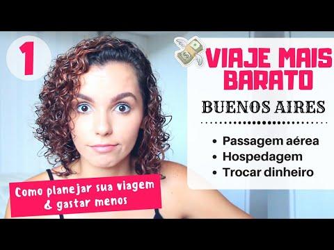 BUENOS AIRES #1| Como Viajar Sem Gastar Muito - Planejamento