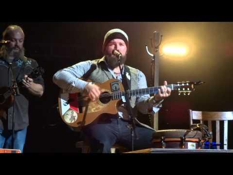 2013-10-11, Zac Brown Band, Va Beach (VA), On This Train
