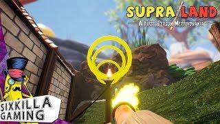 Supraland #4 - Supraball and Stompy Shoes