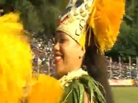 11th Festival Of Pacific Arts in Honiara, Solomon Islands