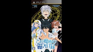 Gameplay of A Certain Magical …