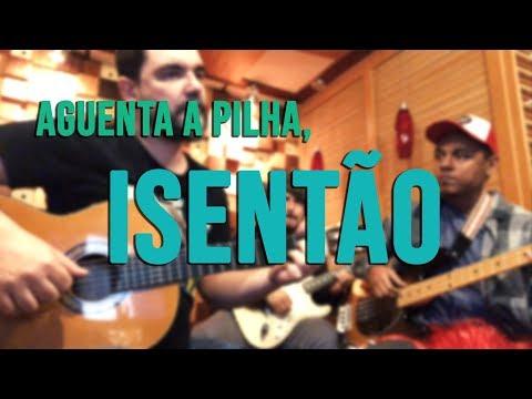 AGUENTA A PILHA ISENTÃO - Tv Chinchila