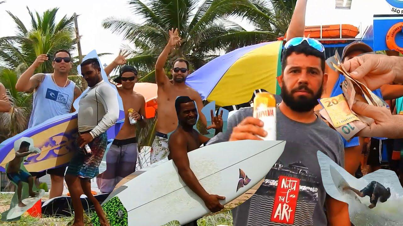 Surf Trip RockVolume 3 Lagoa do Pau / Coruripe