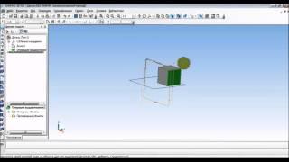 Ч 2 Твёрдотельное моделирование в Компас 3D  ТЕМА 1  Урок 2  Операция Выдавливание