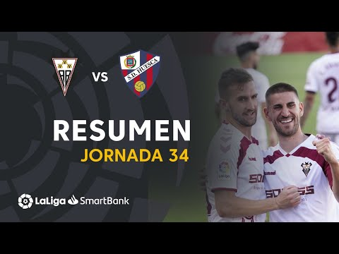 Albacete Huesca Goals And Highlights