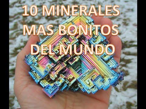 Top 10 minerales mas bonitos del mundo youtube for El bano mas bonito del mundo