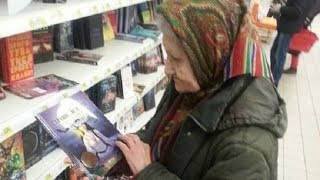 Каждый День бабуля приходила в Супермаркет читать книги! Вот что сделали работники магазина…