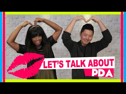 Question Time #13 | Why Aren't We More Affectionate in Public? | PDA in Korea
