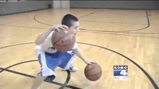 Enfant prodige du Basket à 12 ans seulement thumbnail