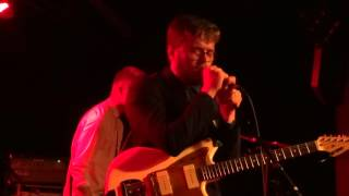 The Awesome Welles - Undertaker - Live @ Indra, Hamburg - 09/2015