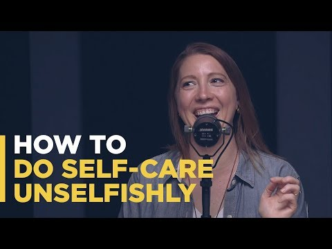 How Do I Practice Self-care Without Feeling Selfish?