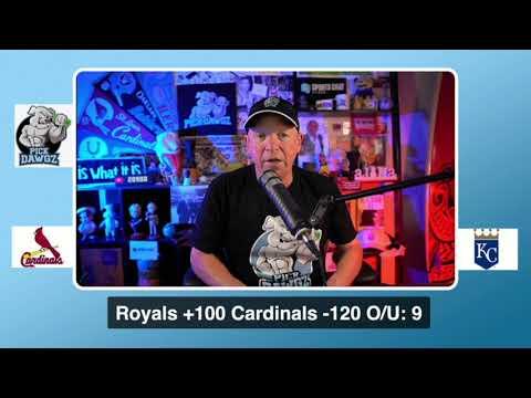 St. Louis Cardinals vs Kansas City Royals Free Pick 9/23/20 MLB Pick and Prediction MLB Tips