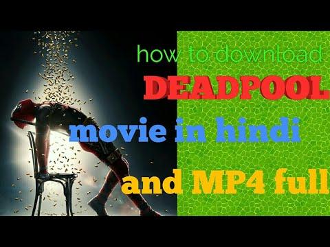 deadpool 2 download mp4 in hindi