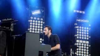 Editors-No Sound but the Wind live @ Méra Luna 2010