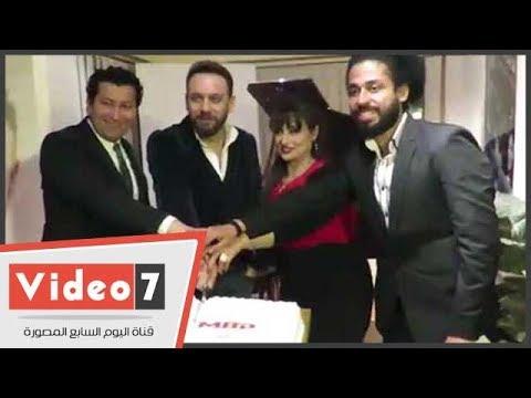 مصطفى قمر يحتفل بطرح اغنيته الجديدة وحفل توقيع 3 اصوات جديدة لشركة إنتاجه  - نشر قبل 2 ساعة