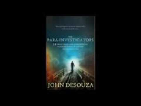 Former FBI Agent John DeSouza, Para-Investigator and Smiley Face Killers.