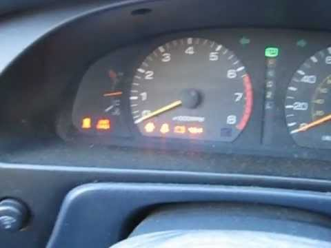 Toyota corolla check engine light