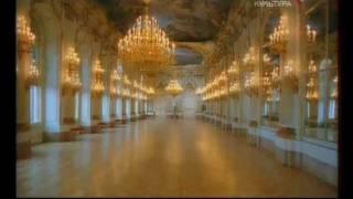 Дворец И Парк Шенбрунн В Вене