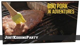 BBQ Pork - JK BBQ