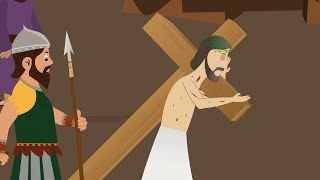 Death and Resurrection oḟ Jesus | Full episode | 100 Bible Stories