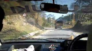 Taxi Back to Pokhara