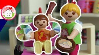 Playmobil filmpje Nederlands Kleur en Stijladvies - Familie Huizer Films voor kinderen