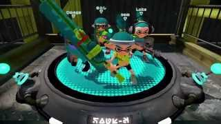 Splatoon - Online Turf War 1