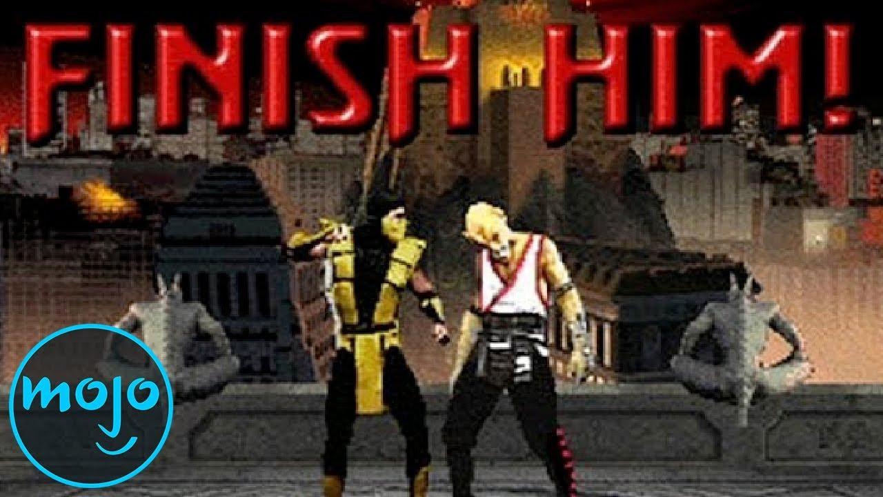 Top 10 Mortal Kombat Fatalities