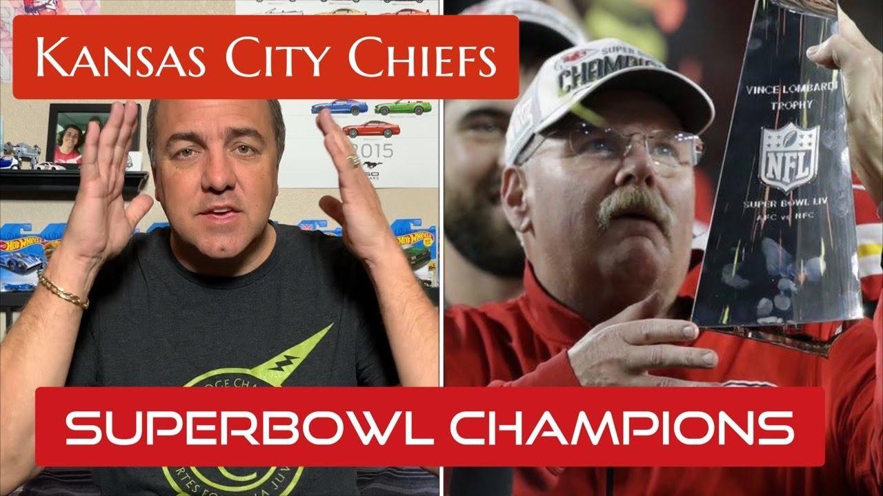 Car Shopping Kansas City Chiefs Super Bowl Champs ...