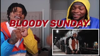 "YelaWolf ""Bloody Sunday"" Freestyle - REACTION"
