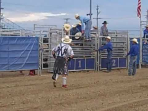 Rodeo At The 2010 Monroe County Fair Youtube