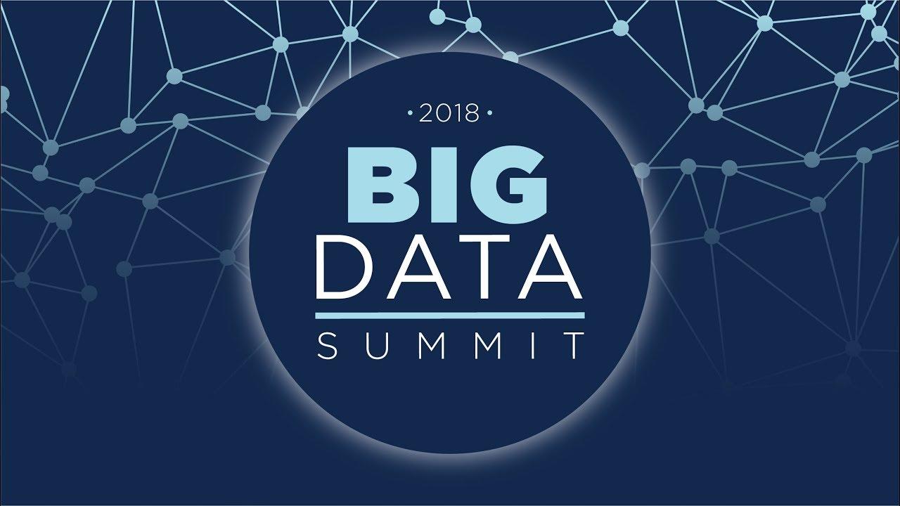 big data summit research