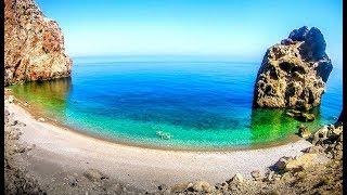 أجمل شواطئ المغرب شاطئ تاوساث , الحسيمة