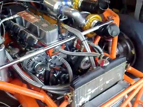 Opala Six In Line Chevrolet 6 Cil 250 Bi Turbo Fueltech