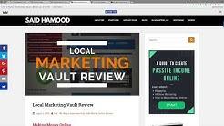 Local Marketing Vault - (Aug, 2018 Review)
