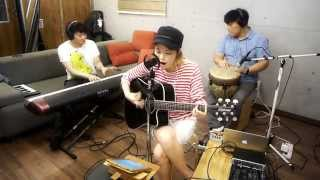 leeSA (리싸) - Moves like Jagger (Cover) / Feat. Hcube & Sgt Park