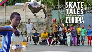 The Story Of Ethiopia's New Skate Scene  |  SKATE TALES Ep 4