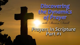 Prayers in the Scripture