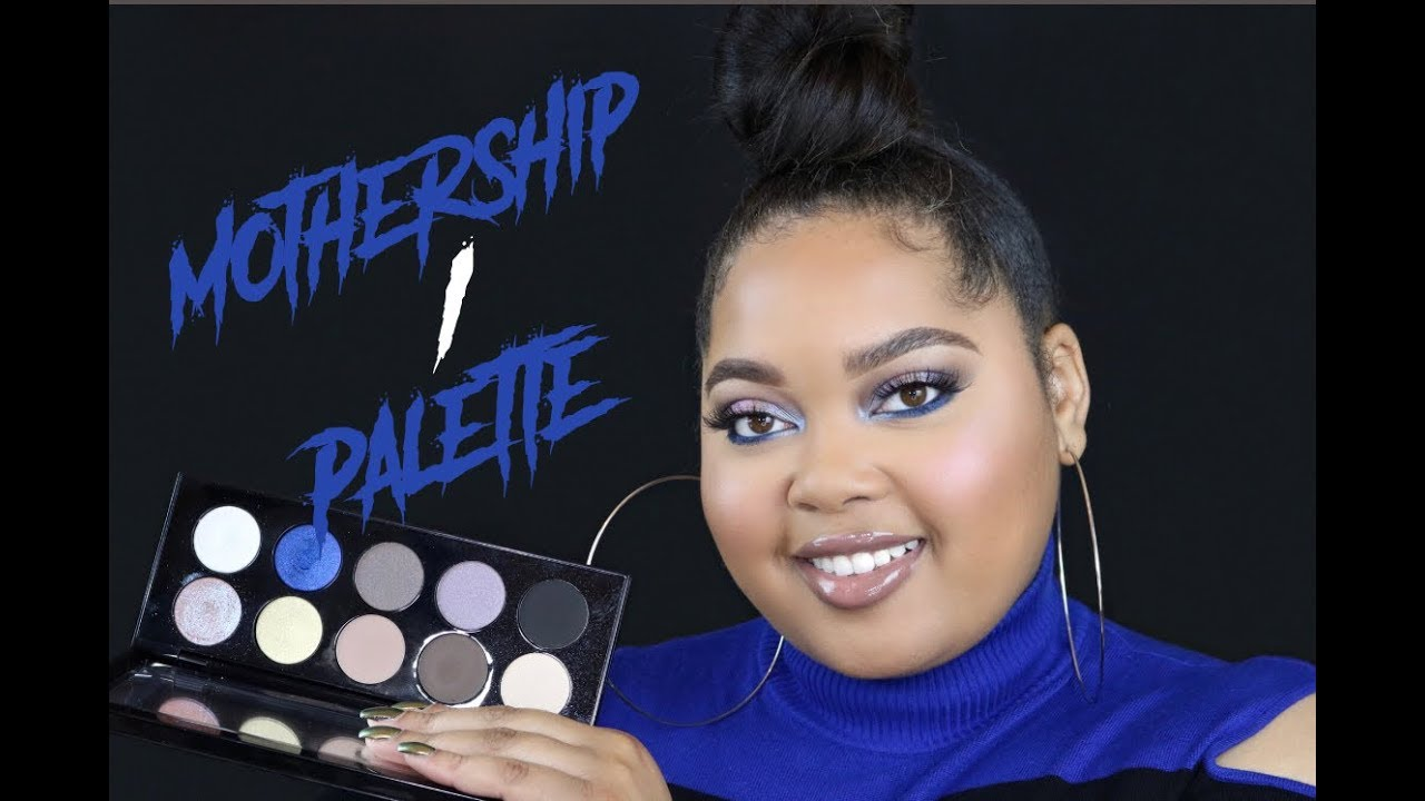 Pat McGrath Labs Mothership I Subliminal Review + Swatches ...