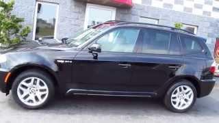 BMW X3 stick M Sport