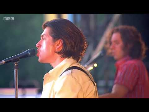 Arctic Monkeys - Dont Sit Down Cause Ive Moved Your Chair LIVE AT TRNSMT 2018