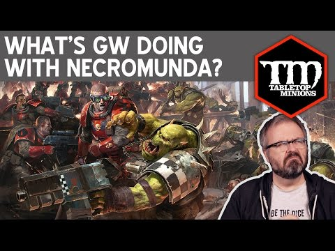 What's Games Workshop Doing With Necromunda?