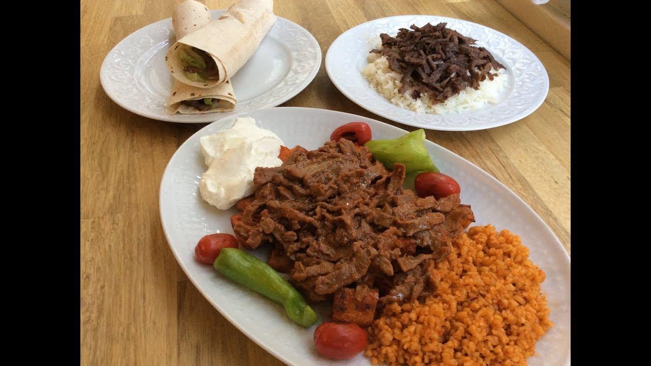 how to make turkish iskender