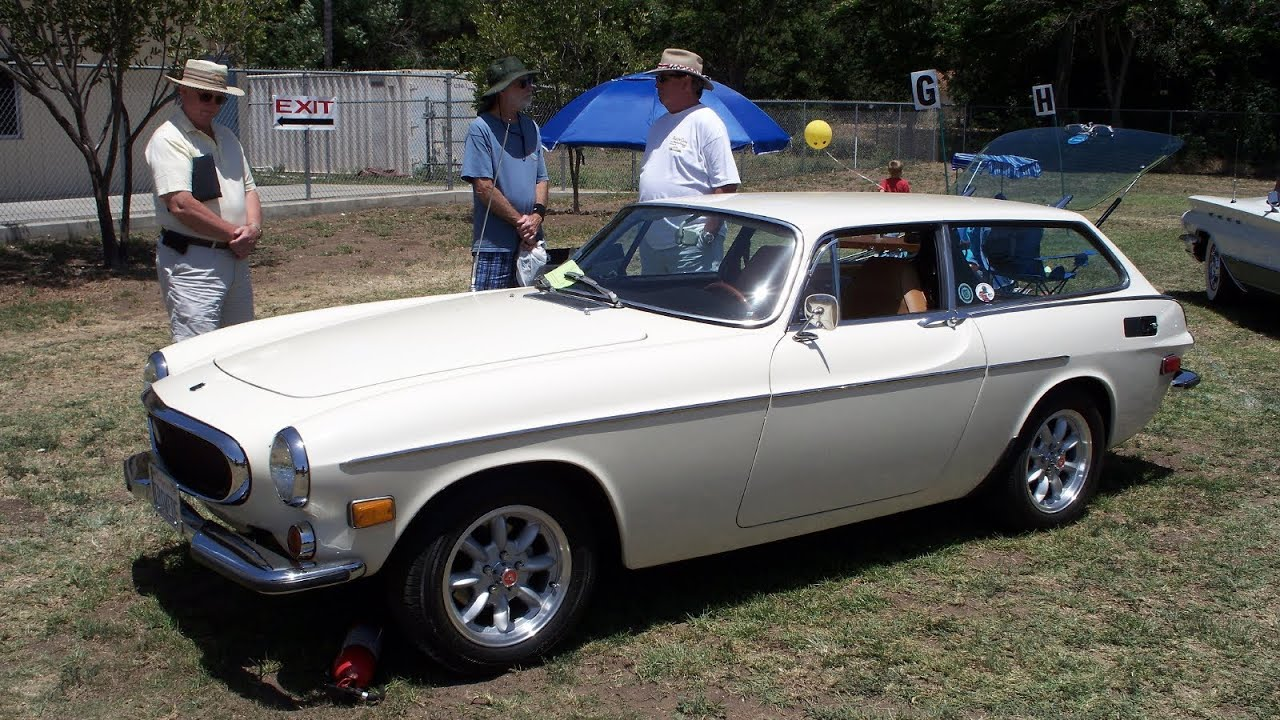 Rare 1972 Volvo 1800 Es Wagon Youtube